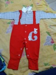 Lote bebê menino 35,00