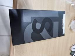 Samsung S21 Ultra Preto 256GB - Lacrado - Retirada em mãos em São Paulo - Capital