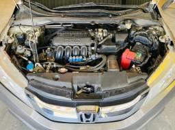 Honda city EXL2015 1.5completo gás natural G5
