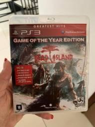 Jogo para PS3 DEAD SLAND OTIGINAL