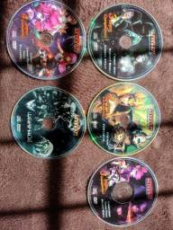 Coleção de DVDs - Jogos Level Up On-line