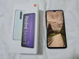 Celular Xiaomi Redmi note 8 PRO 128 Gb