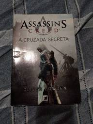 Livro Assassin's Creed: Cruzadas Secretas