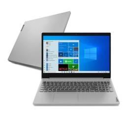 "Notebook Lenovo IdeaPad s145 Ultrafino Celeron 4GB SSD 128GB Tela 15.6"" W10 **NOVO**"