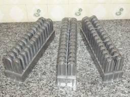 Máquinas para fabricação de picolé de alta produção.