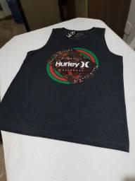 Camisa regata da Hurley M e GG