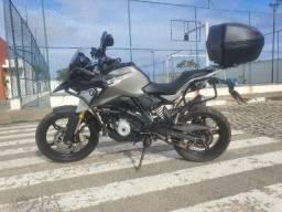 BMW 310 gs 2020 Preta