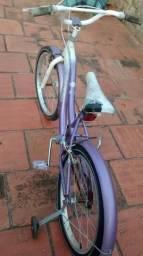 Bicicleta feminina aro 16