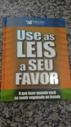 Livro Use as Leis a seu favor