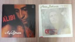 LP disco de vinil - Maria Betania