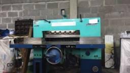 Maquina grafica Guilhotina Maxima Automatica 82cm