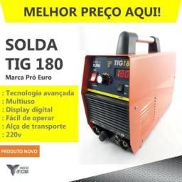 Solda Tig 180 - 220v