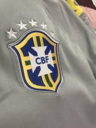 Camisa do Brasil - Manga Longa