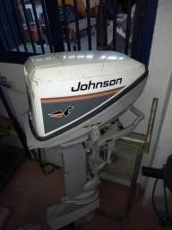 Motor de popa 14 HP Johnson