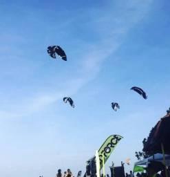 Aulas de kitesurf !!