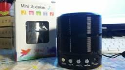 Caixa speaker Bluetooth potente!