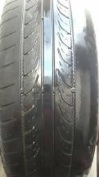 Um pneu 195/60 aro 15 quebra galho