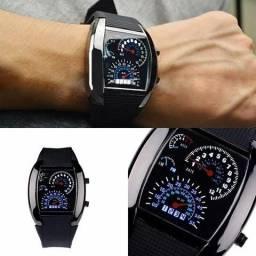 Relógio matrix