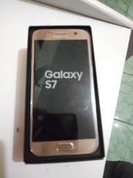Vendo Samsung S7 novo na caixa