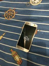 Vendo ou troco galaxy s7 flat 32 gb caixa manual
