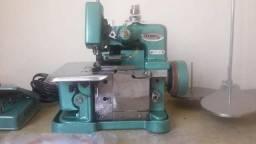 Máquina de costura overlock (overloque) semi-Industrial flawil modelo GN1-6D 110V OU 220V