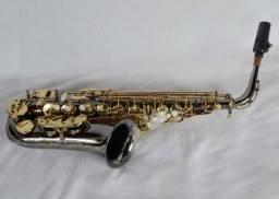 Saxofone eagle black ônix sa500BG