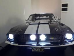 Mustang GT500 - Eleonor