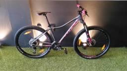 Bicicleta Scott Contessa 720 black/pink M (oportunidade)