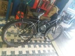 Vendo uma bicicleta tudu ok com janse aéreo