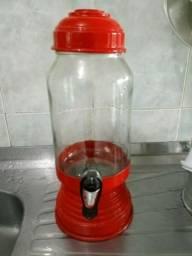 Suqueira de Vidro