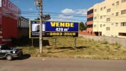 Terreno 420 m², Valparaíso de Goias