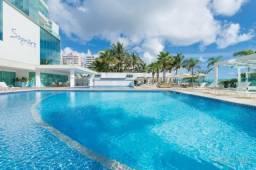 Em 100 vezes Alto padrão frente mar, apartamento 4 suítes e 3 vagas em Meia Praia, Itapema