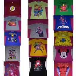 0d12b6739a Lote de roupas infantil pra revenda novas 66 peças