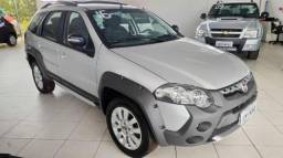 FIAT PALIO WEEKEND ADV. EXT. 1.8 DUAL. FLEX - 2016