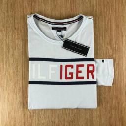 Camisetas Tommy manga longa
