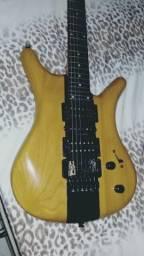Guitarra gianini cubo meteoro