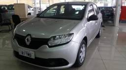 RENAULT LOGAN 1.0 AUTHENTIQUE 16V FLEX 4P MANUAL - 2015