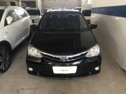 TOYOTA  ETIOS 1.5 XLS SEDAN 16V FLEX 4P 2016 - 2017