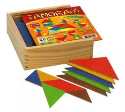 Jogo Educativo Tangram