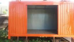 Treiler container