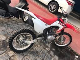 Honda crf 150 2018 - 2018