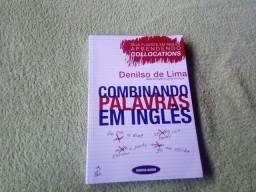 Dois livros para melhorar o seu inglês (estão novos)