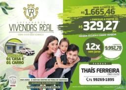 Vivendas Real - Lotes 160m2