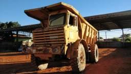 Caminhão fora de estrada randon rk425 mineraçao pedreira