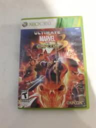 Ultimate marvel vs capcom 3 xbox 360 comprar usado  Porto Alegre
