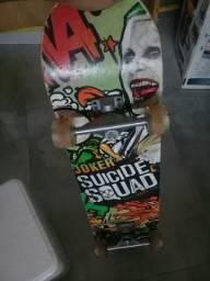 Skate do suicide squad (joker) orig. 80R$