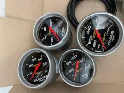 Relogios auto meter originais procomp