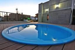 Linda Cobertura 4 quartos c piscina, sauna e churrasqueira (380m²)
