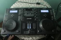 Controladora DJ Dmix300 Cortex barbada