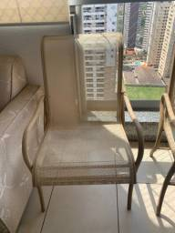 Cadeira área externa